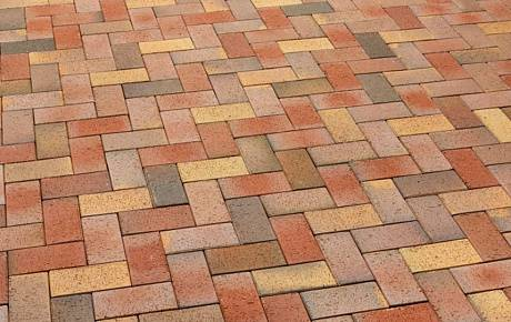 Тротуарная клинкерная брусчатка Feldhaus Klinker